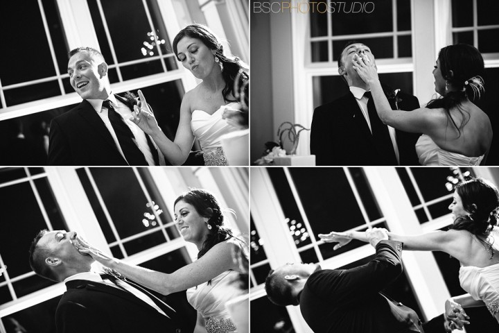 Riverview Simsbury CT beautiful modern wedding reception photography