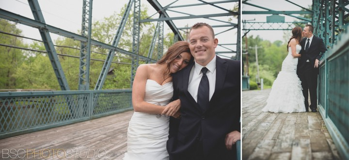 Creative modern Connecticut wedding photographer