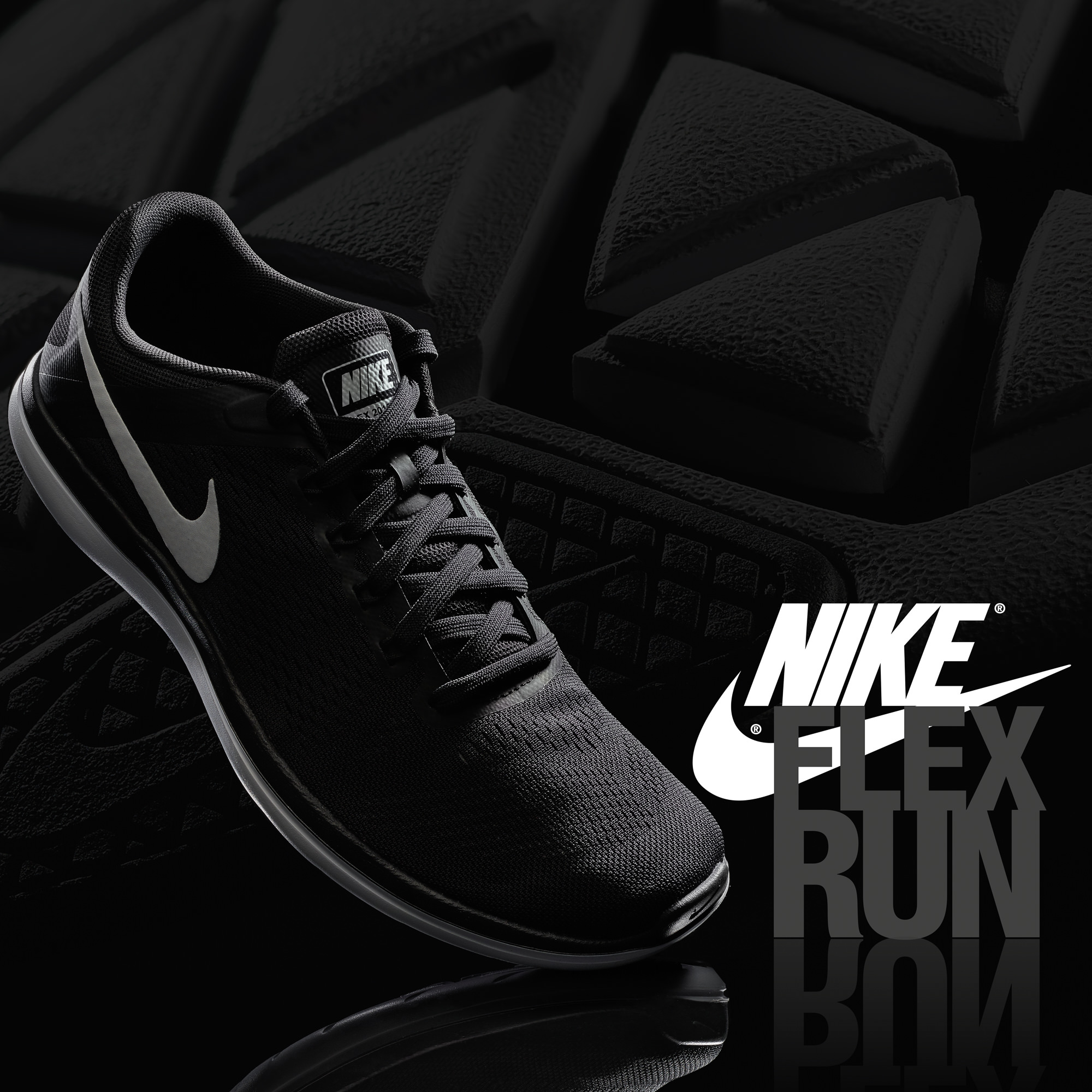Nike shoe product photographer